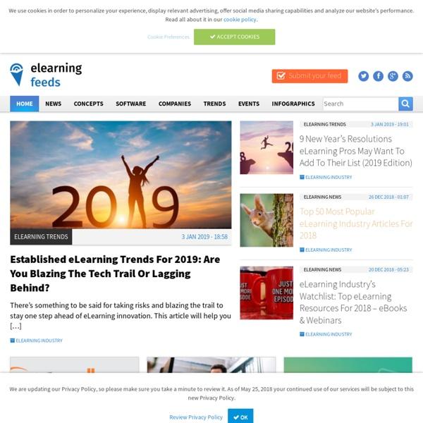 E-Learning Feeds
