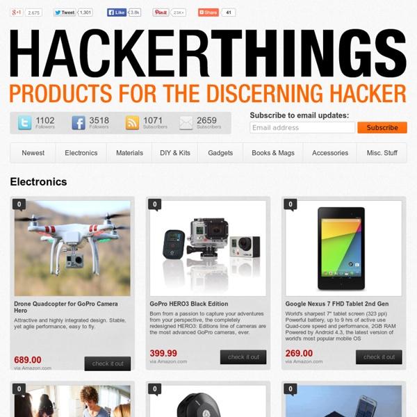 Electronics - HackerThings