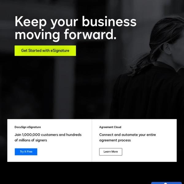 Electronic Signature & Online Digital Signatures
