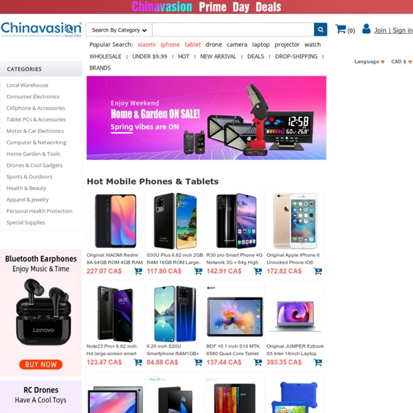 Wholesale Electronics - China Wholesale - Dropship From China