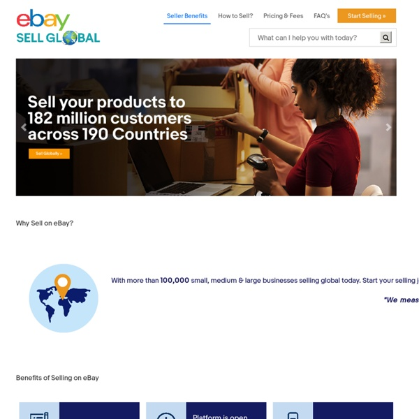 Buy and sell on the go with eBay. Explore discount offers on best-selling brands in categories like clothes, beauty, home, electronics & more.