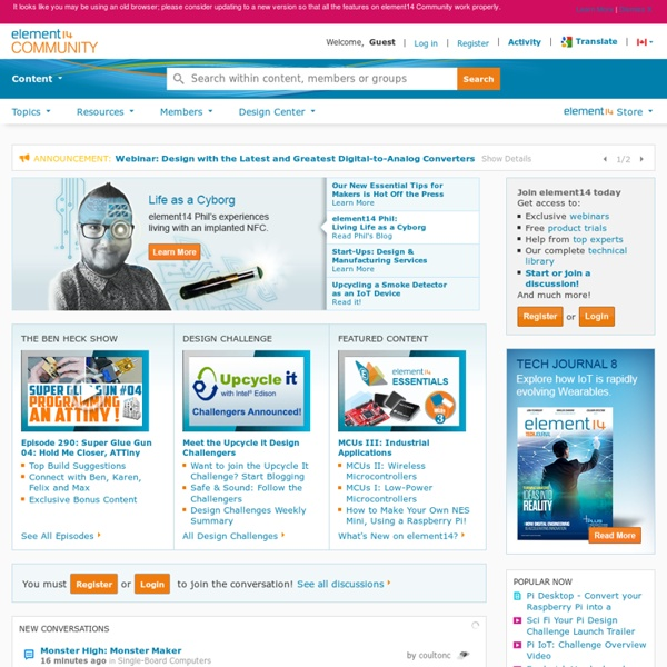 Online Electronic Resources and Support Homepage