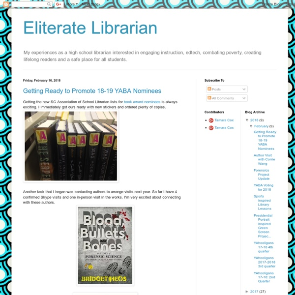 Eliterate Librarian