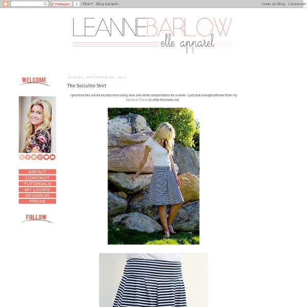 The Socialite Skirt