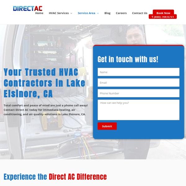 ? Lake Elsinore Air Conditioner & HVAC Service