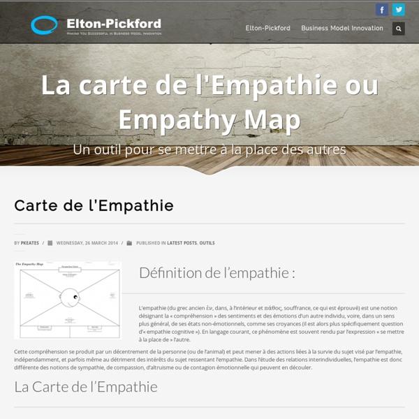 Carte de l'Empathie