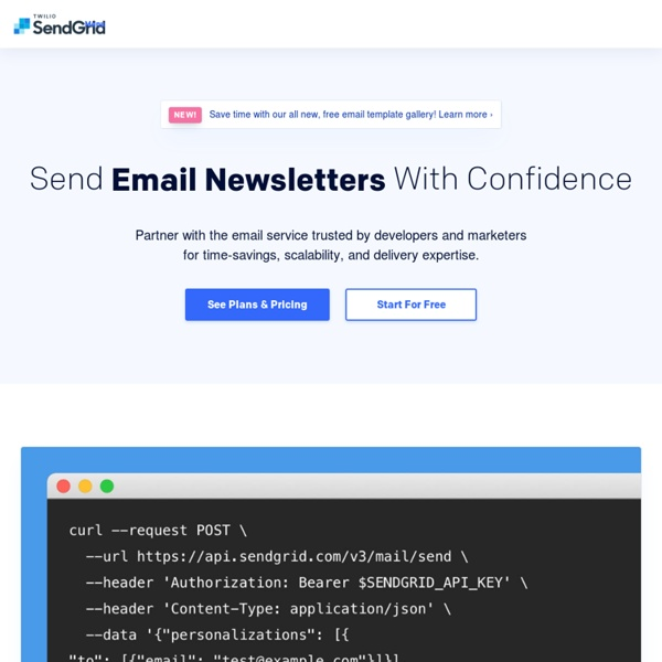 Email Delivery & Transactional Email Service