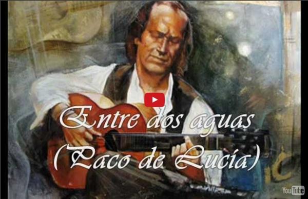 Le sorcier de la guitare espagnole