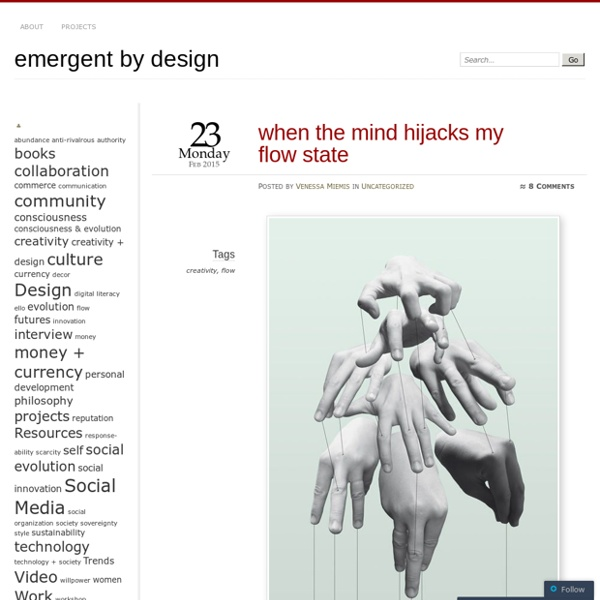 Emergent by design