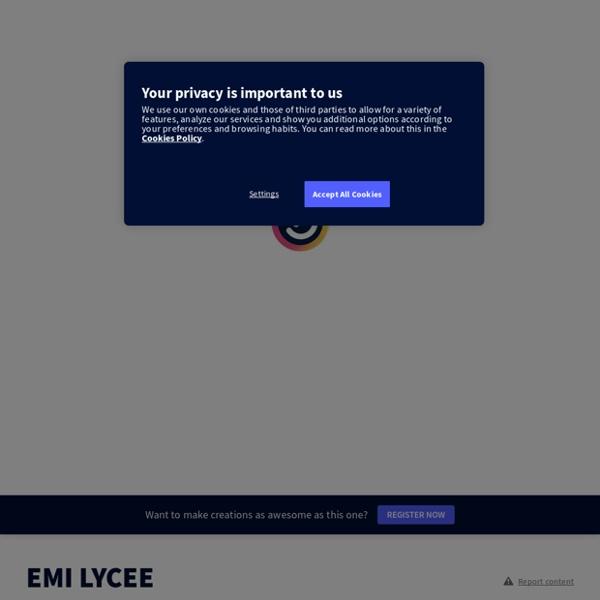 L'EMI dans les programmes - réforme du lycée