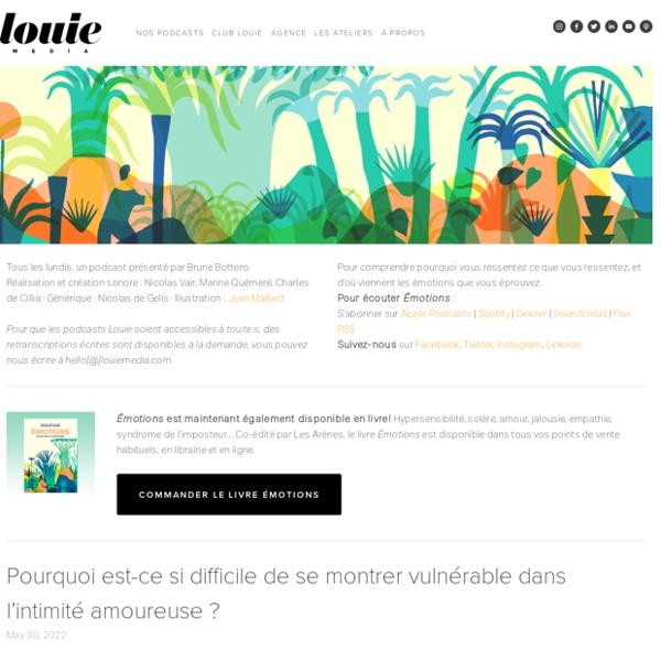 ÉMOTIONS — Louie Media