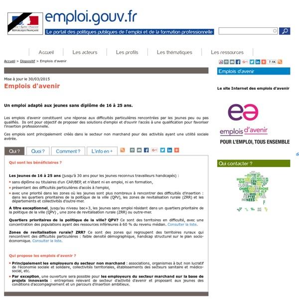 Taux de chômage et chômeurs en France : où en est-on en mai2014? Chp 1