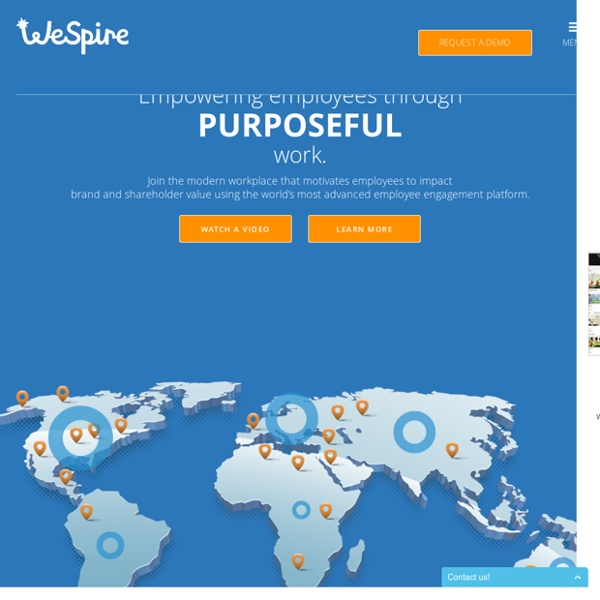 Employee Engagement Platform Powered by Behavioral Science