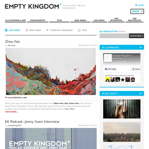 EMPTY KINGDOM You are Here, We are Everywhere