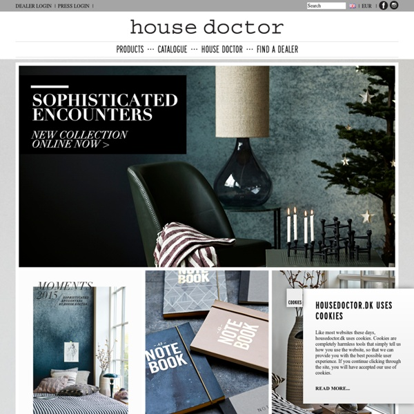 Produkter - House Doctor / House Doctor