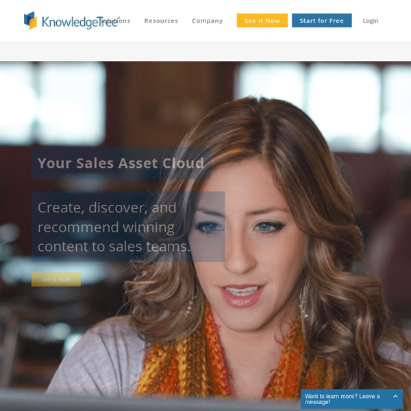 KnowledgeTree: Document Management Software