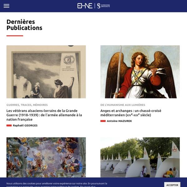 Encyclopédie pour une Histoire Nouvelle de l'Europe