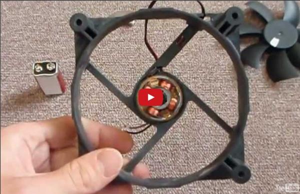 Free Energy Magnet Motor (Engine)