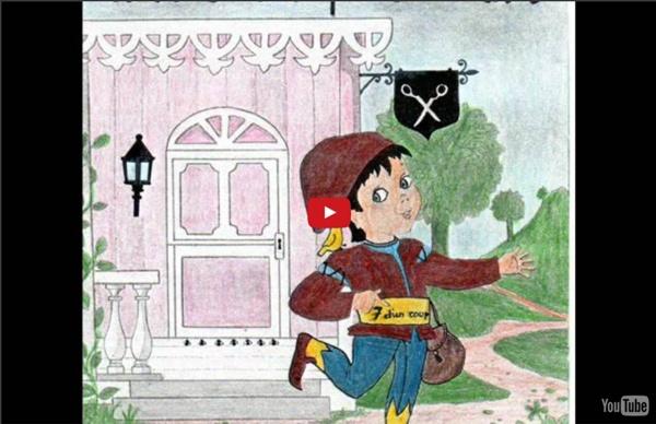 Conte pour enfants : Le valeureux petit tailleur