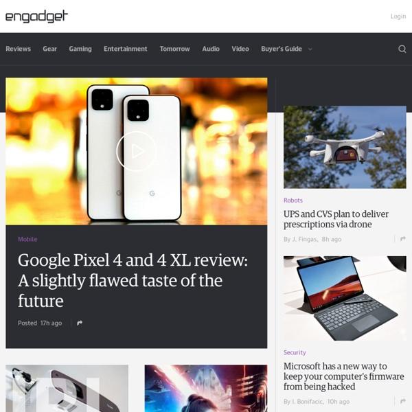 Engadget en español - Noticias sobre gadgets, electrónica de consumo y análisis