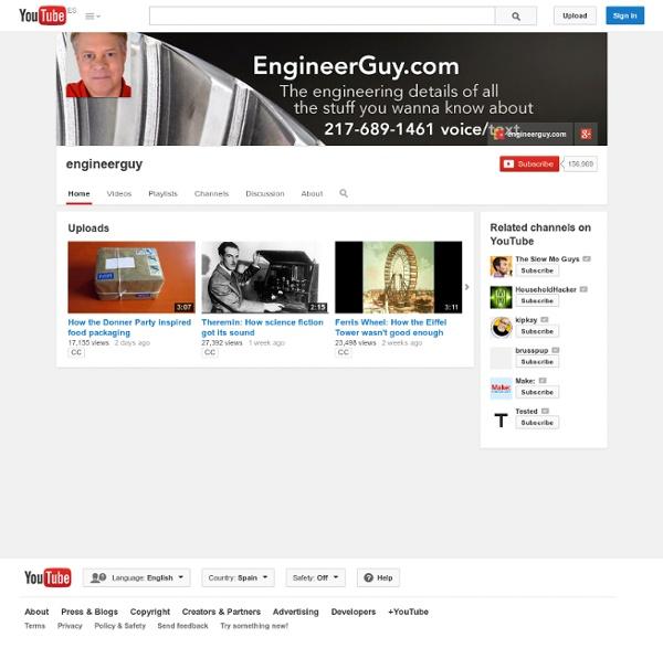 Engineerguyvideo's Channel