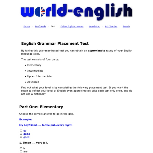 english placement test Csu english success, be english ready for the csu csu english success provides information for students, parents, teachers, and counselors on helping students fulfill the csu english entrance requirement we offer examination prepartion tips, writing tips, and test requirement information.