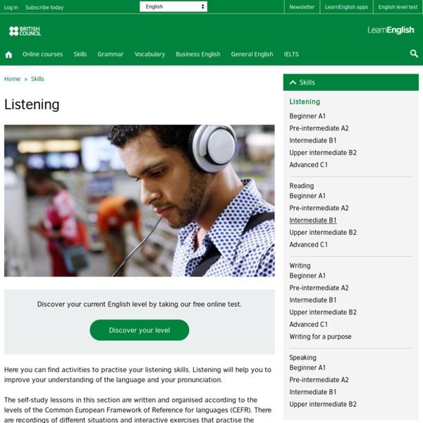 British Council LearnEnglish