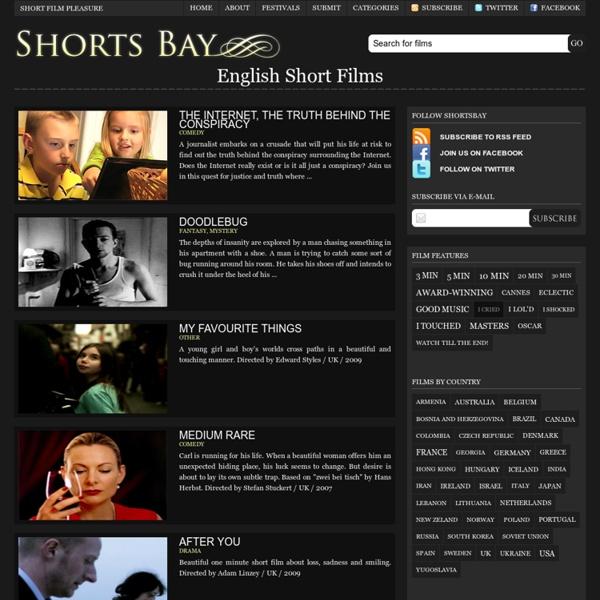 English Short Films