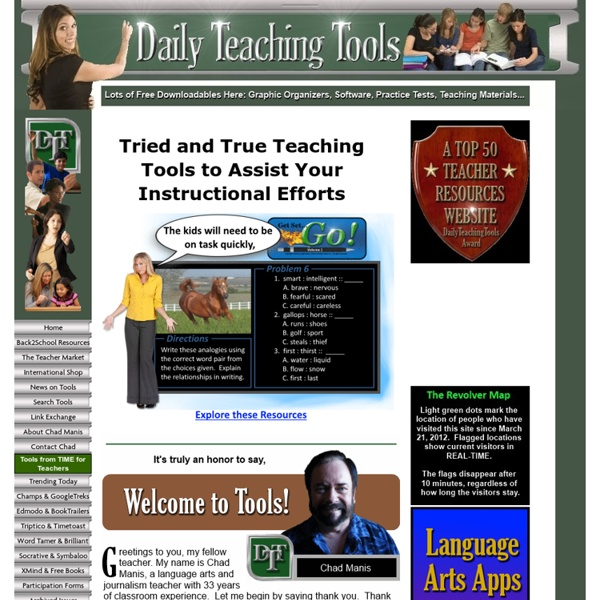 Daily Teaching Tools for Enhancing Your Effectiveness with Kids