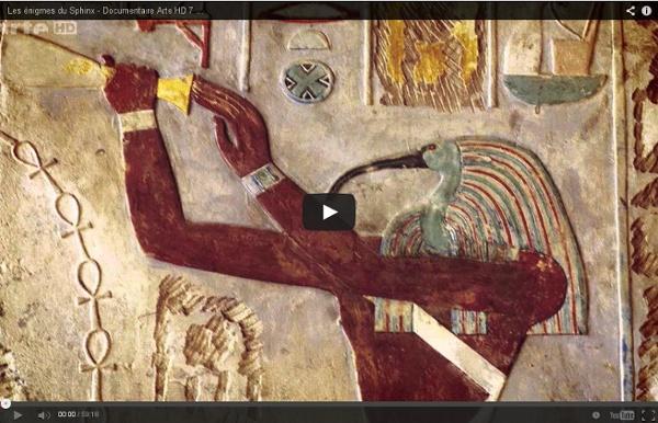 ++++ ▶ Les énigmes du Sphinx - Documentaire Arte HD 7 Septembre 2013 - YouTube