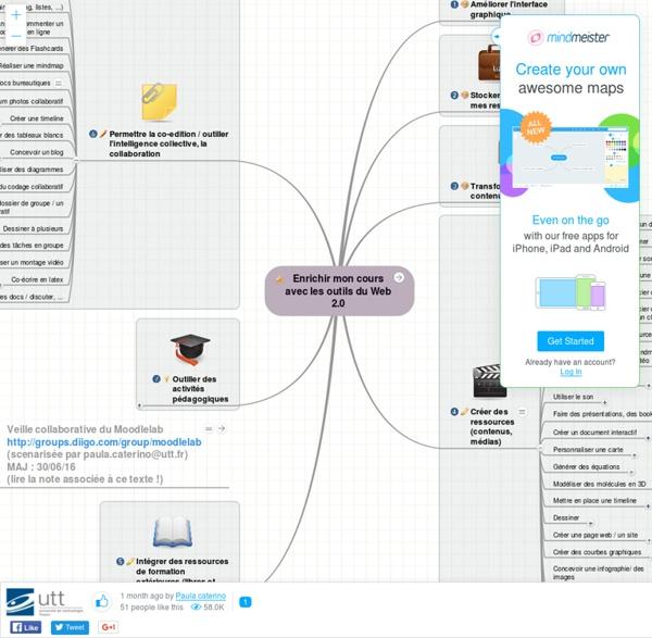 Enrichir mon cours avec les outils du Web