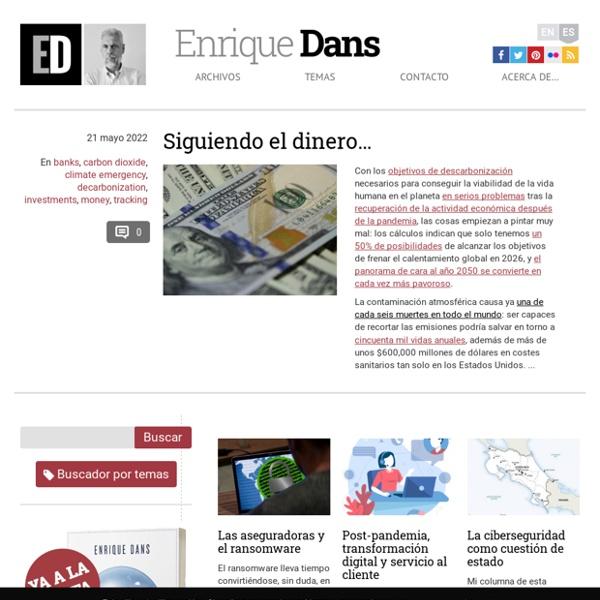 El Blog de Enrique Dans