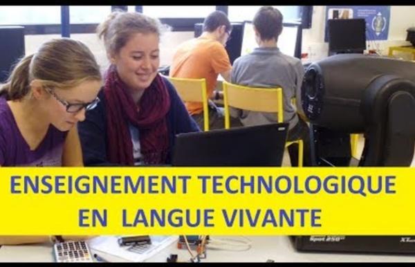 L'enseignement technologique en langue vivante - ETLV