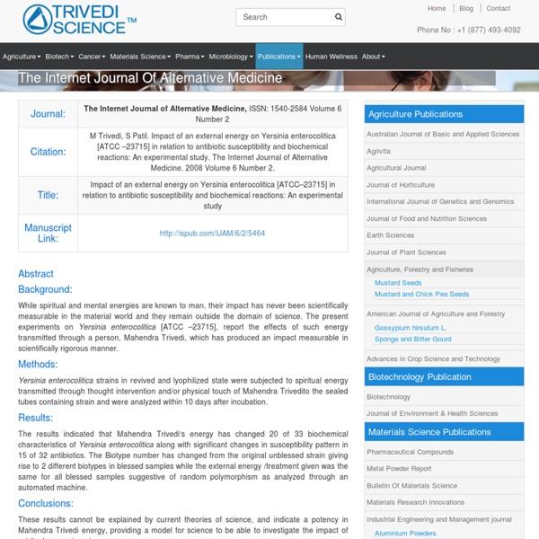 Alteration in Biochemical Characteristics of Yersinia Enterocolitica