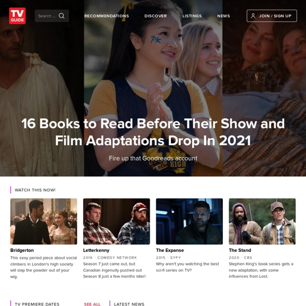 TV Guide, TV Listings, Online Videos, Entertainment News and Celebrity News