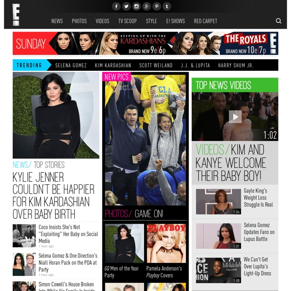 Entertainment News, Celebrity News, Celebrity Gossip