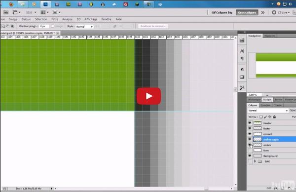 Créer entièrement un site web gratuitement et simplement avec Dreamweaver et Photoshop CS5