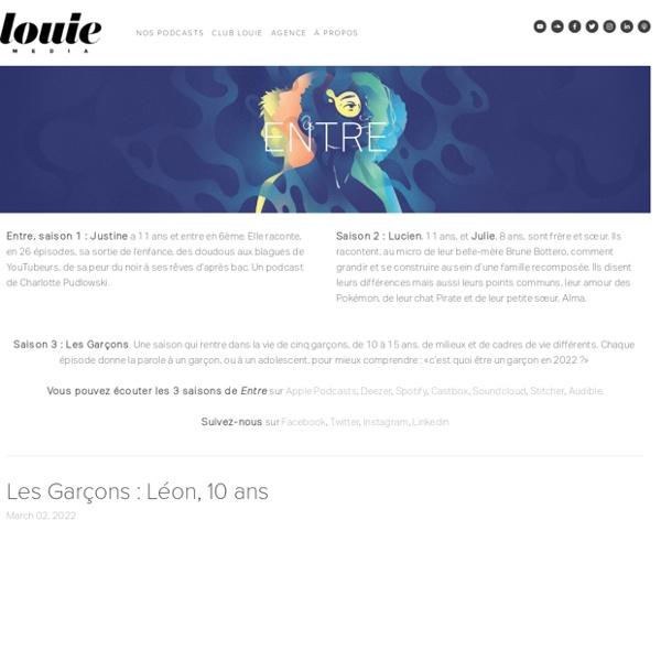 ENTRE — Louie Media