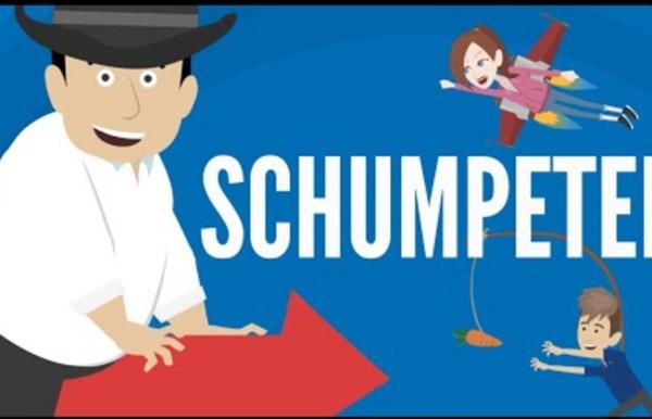 Schumpeter, l' Entrepreneur et la Destruction Créatrice