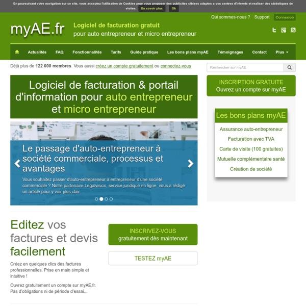 le logiciel myae