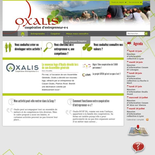 Oxalis Scop