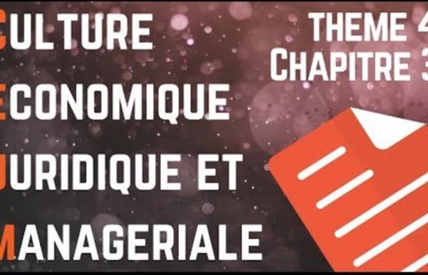 CEJM - Th4 Chap2 : Le numérique dans l'entreprise et la protection des personnes