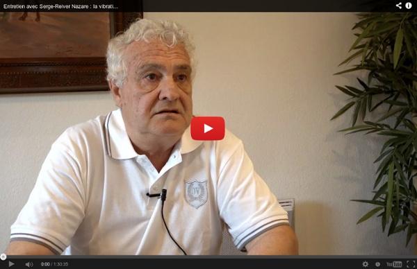 Entretien avec Serge-Reiver Nazare : la vibration de l'univers