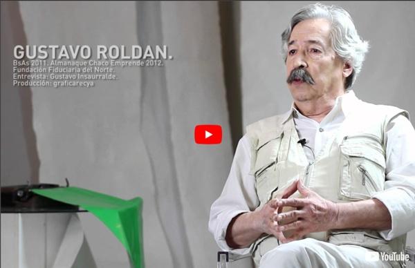 Entrevista a GUSTAVO ROLDAN