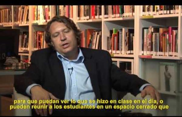 Entrevista George Siemens