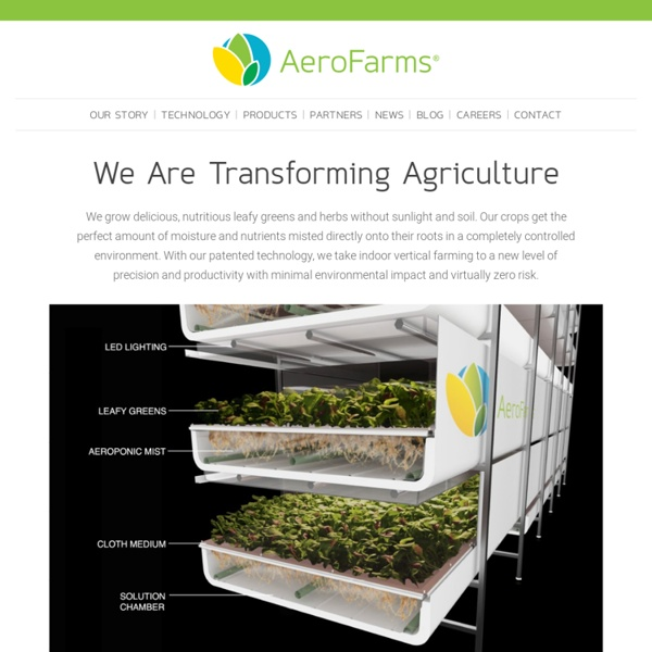 The Future of Urban Agriculture and Farming