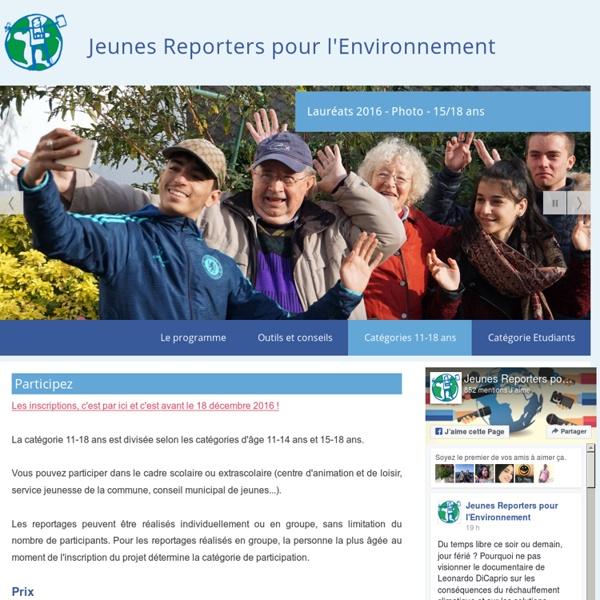 Programme d'éducation à l'environnement et au développement durable