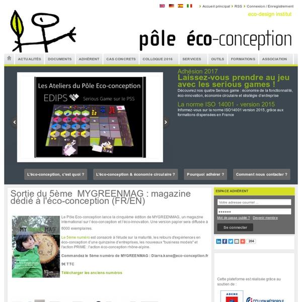 Innovez en intégrant l'environnement le développement de vos produits par l'éco-conception