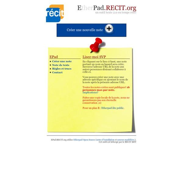EPad.RECIT.org