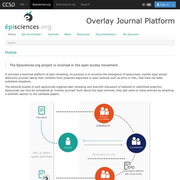 Episciences.org